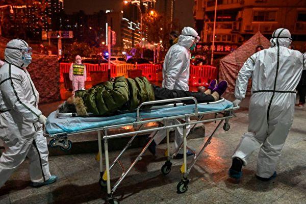 爆料武漢疫情 公民記者遭三次上門抓捕