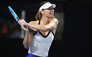 澳網又受挫  32歲沙拉波娃還能再戰?