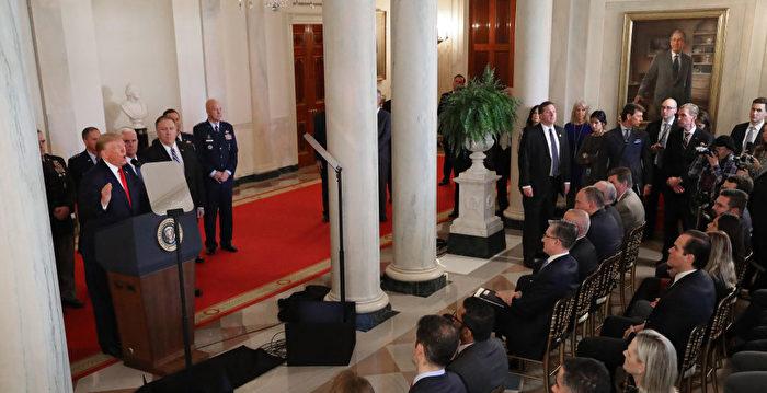 【看川普推特學英文】保衛美國人 川普下令擊斃伊朗軍頭