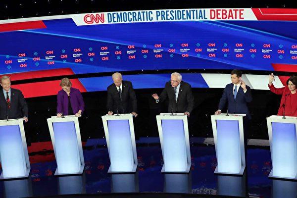 【名家專欄】民主黨初選辯論有哪些醫保主張