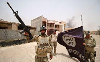 重254公斤的ISIS头目落网 警车载不动