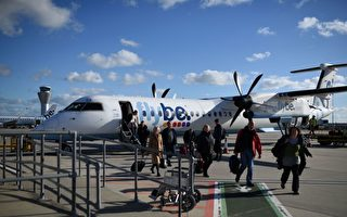 英國政府出面 航空公司Flybe免於破產