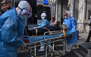 武漢病患被逼跳橋自殺 警方威脅不要上網