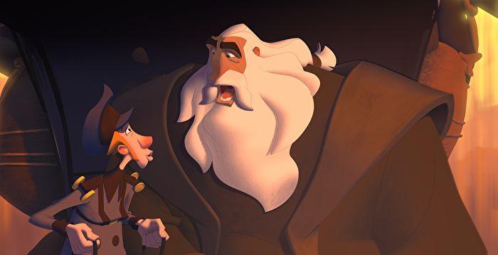 《克勞斯:聖誕節的秘密》影評:重塑聖誕老公公傳說的佳作