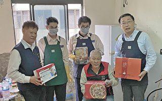 寒冬送暖獨居老人 替代役協助居家清潔