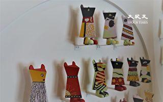 彩繪千隻「感動鼠」特展  高美館賀鼠年