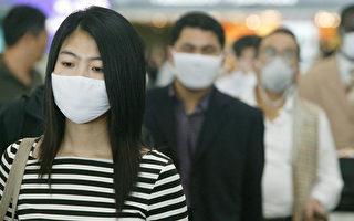 中共肺炎爆發 台醫生示警傳染力比薩斯強