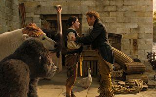 《杜立德》影评:活用动物元素的趣味电影