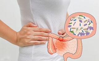 近年得肠躁症人愈来愈多,症状有拉肚子、肚子痛、便秘等。(Shutterstock/大纪元制图)