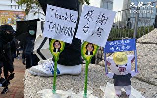 大選落幕 香港民陣:感謝台灣人支持香港