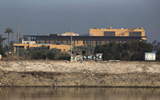美驻伊拉克大使馆附近发生火箭弹攻击