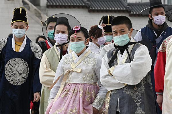 韓國大邱現超級傳播者 教會128人染中共肺炎