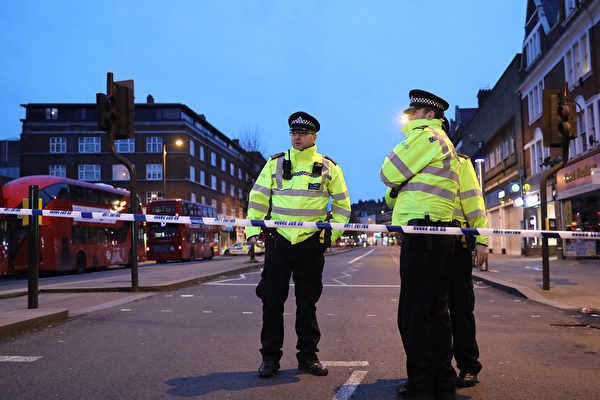 倫敦發生恐襲事件3人受傷 凶手被擊斃