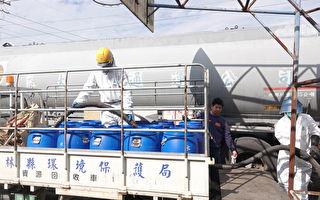 台塑企业捐赠17吨消毒水 对抗中共肺炎
