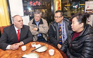 中共肺炎谣言冲击 波城华埠商家生意减半