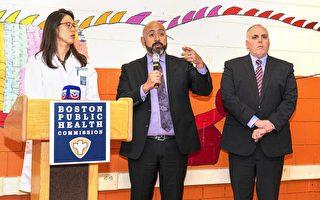 波士頓防新型冠狀病毒 華埠舉辦座談