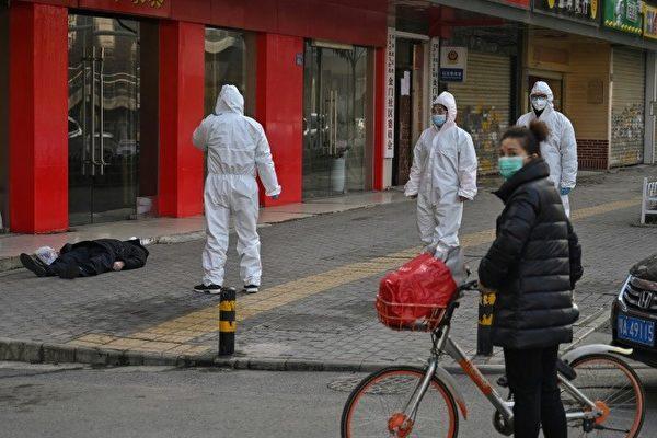 有病無醫物資缺 市民:武漢封城成人間煉獄