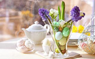 讓春意進入家中 春季餐桌裝飾要點