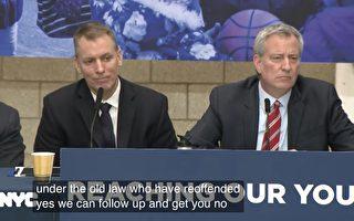 紐約警察局長:保釋改革後紐約市犯罪增