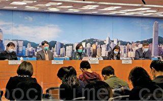 香港再增兩中共肺炎確診個案