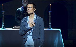 法语音乐剧初代罗密欧领军 新男团4月访台