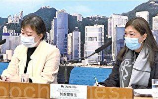 香港新增一中共肺炎確診個案