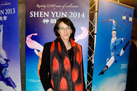 神韵法国南特两场爆满 观众看到中国的希望