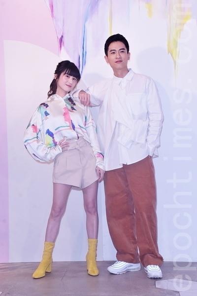 公视奇幻剧《妖怪人间》石知田、连俞涵