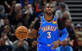 NBA雷霆原計劃「擺爛」 如今季後賽在望