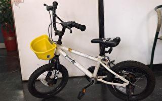 怎麼騎小車?!賊偷兒童腳踏車畫面讓網友笑翻