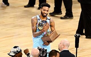 NBA扣篮大赛:琼斯经过双加赛险胜登顶