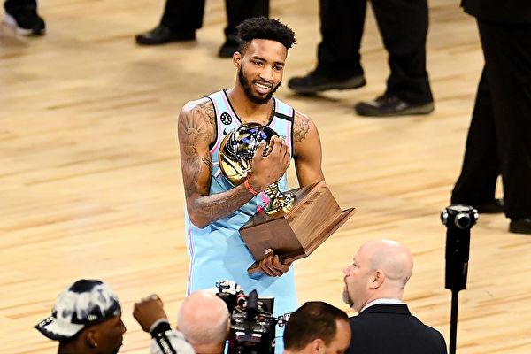 NBA扣籃大賽:瓊斯經過雙加賽險勝登頂