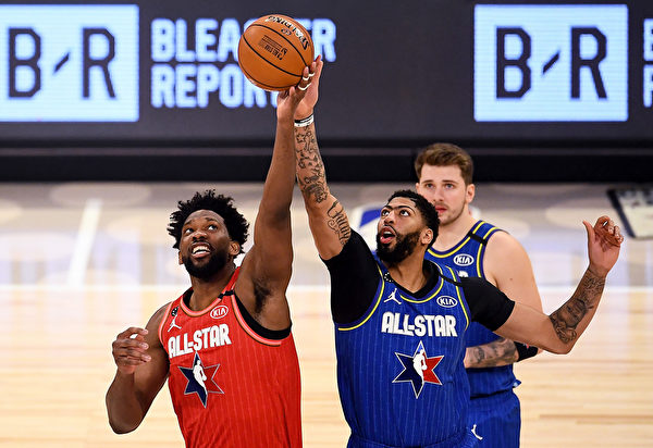 2020年NBA全明星赛