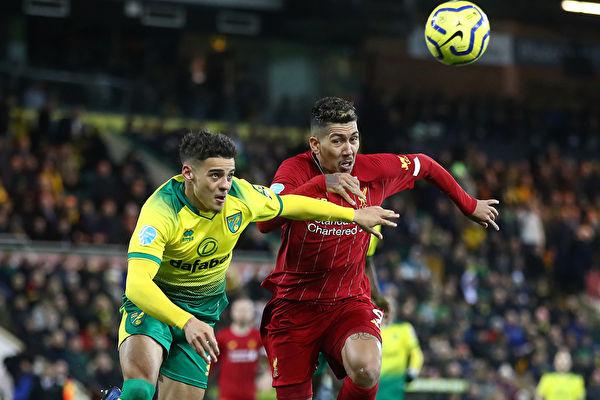 利物浦豪取17連勝 英超「爭五」更加激烈