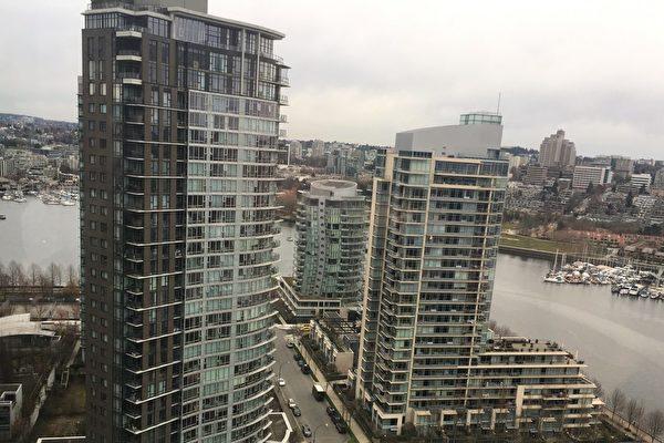溫哥華市中心建築