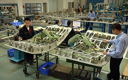 中共企圖透過「中國製造2025」從代工國家,轉型為研發、製造的強國。圖為示意圖。