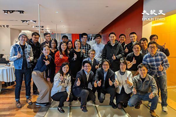 臺灣前教育部長與紐約留學生對談