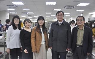 """日本十九名""""哈台妹"""" 抵建国科大习汉语文化"""