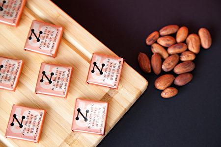 黑巧克力的價值在於營養與健康,以及能品嘗到巧克力的真正風味。