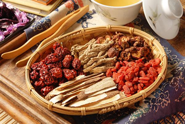 """一些中药方可以提升正气,强壮""""卫气"""",预防武汉肺炎。(Shutterstock)"""