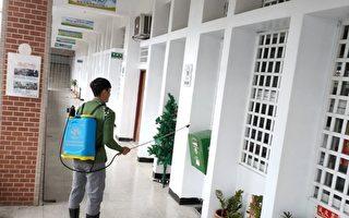 校園防疫 台東232處校區開學前全面消毒