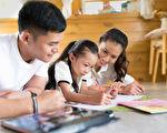 輔導孩子功課的五個高效方法