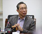 图为中共国家卫健委高级别专家组组长钟南山。( STR/AFP via Getty Images)