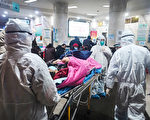 中共肺炎(武汉肺炎)最根源不只是天灾,亦是人祸。(HECTOR RETAMAL/AFP via Getty Images)