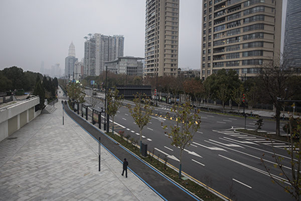 「武漢像一座死城」上千人醫院排隊等試紙