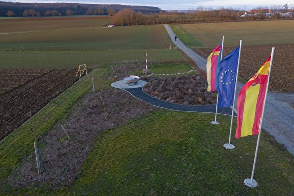 英国脱欧 欧盟地理中心移至德国农田