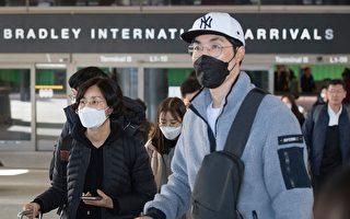 加州再增一例武漢肺炎 月初從中國返美
