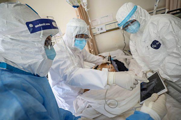 一线医生揭中共有两套中共肺炎确诊标准