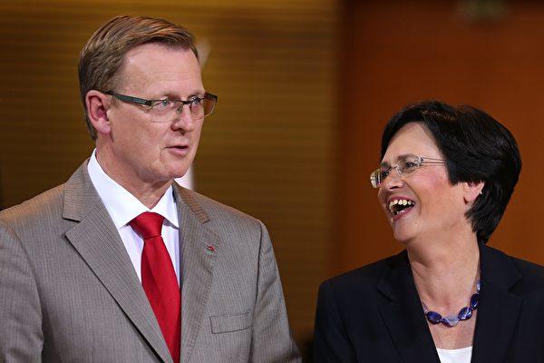 德国图林根政坛持续震荡