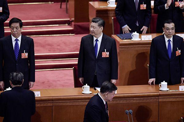兩確診病人闖入北京或涉栗戰書 傳習大怒
